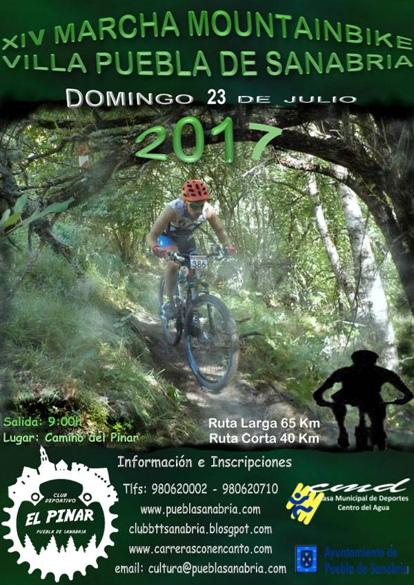 Marcha mountainbike